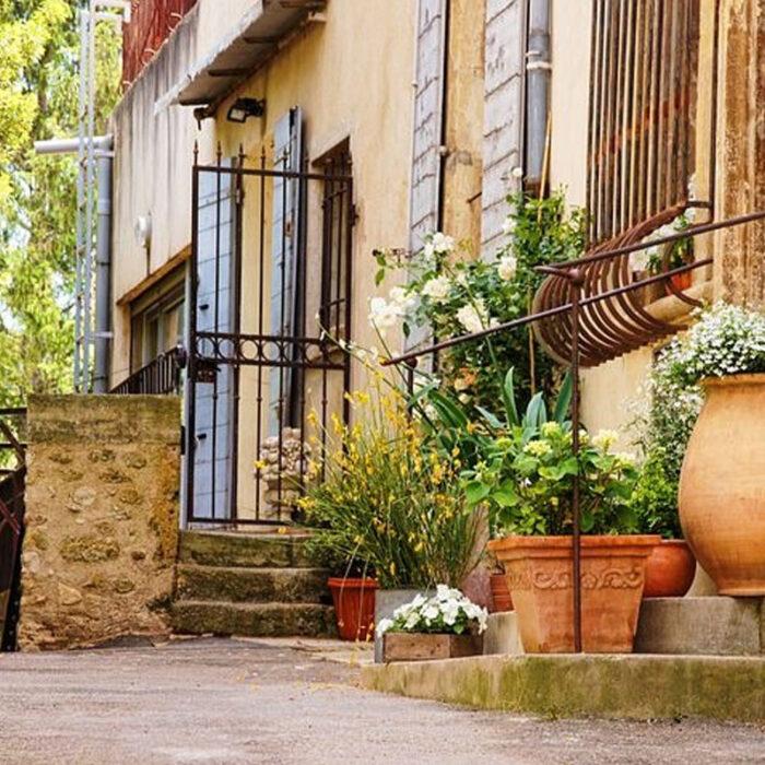 Camping mobil home Provence pour location à l'année - Camping Chantecler ★★★★ Aix en Provence (13)