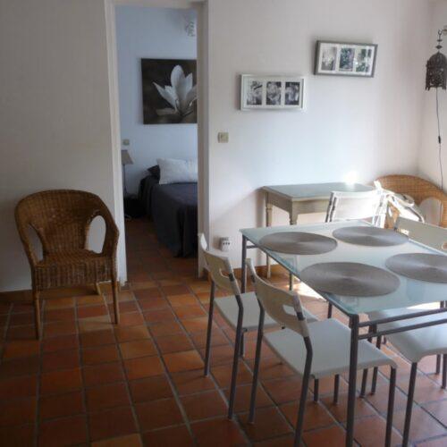 Location Chalet le Bastidon - 4 personnes - 2 chambres - Camping Chantecler ★★★★ Aix en Provence (Sud de la France)