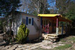 Location Mobil Home Mistral - 4 personnes - 2 chambres - Camping Chantecler ★★★★ Aix en Provence (Sud de la France)