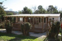 Location Mobil Home Miel - 4 personnes - 3 chambres - Camping Chantecler ★★★★ Aix en Provence (13)