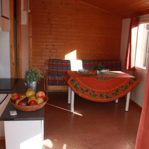 Location Chalet - Camping Chantecler ★★★★ Aix en Provence (13)