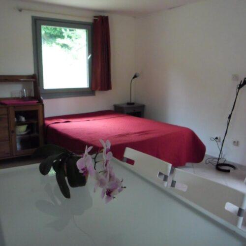 Location Chalet Cottage 717 - 2 personnes - Studio de vacances - Camping Chantecler ★★★★ Aix en Provence (13)