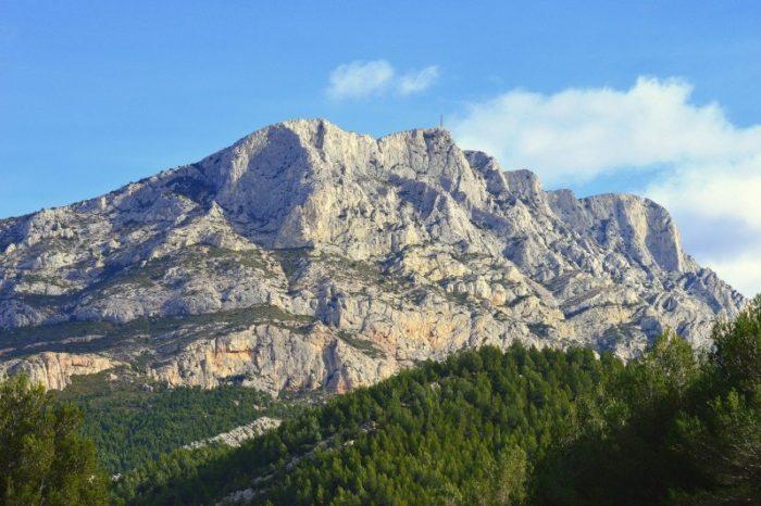 Des vacances en camping sur les pas de Paul Cézanne à Aix en Provence (13) !