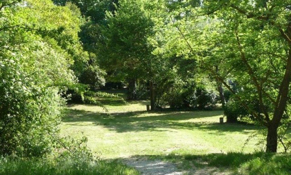 Emplacements Caravanes, camping-cars, tentes - Camping Chantecler ★★★★ Aix en Provence (Sud de la France)