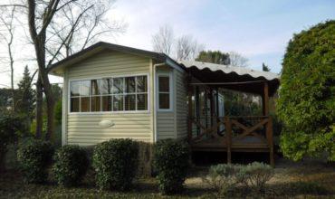 Mobil Home Castelane - 2 chambres - 4 personnes - Camping Chantecler ★★★★ Aix en Provence (Sud de la France)