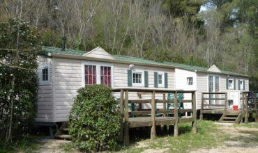 Location Mobil Home Colorado - 2 chambres - 4 personnes - Camping Chantecler ★★★★ Aix en Provence (Sud de la France)