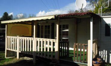 Mobil Home Cigalon - 2 chambres - 4 personnes - Camping Chantecler ★★★★ Aix en Provence (Sud de la France)